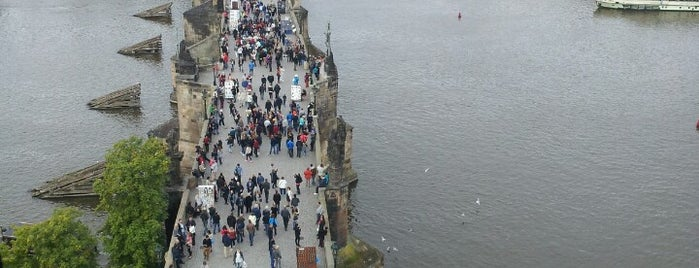 Karlův most | Charles Bridge is one of 建築マップ ヨーロッパ.