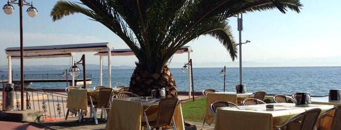 Palmiye  Restaurant & Cafe is one of Restaurantlar.