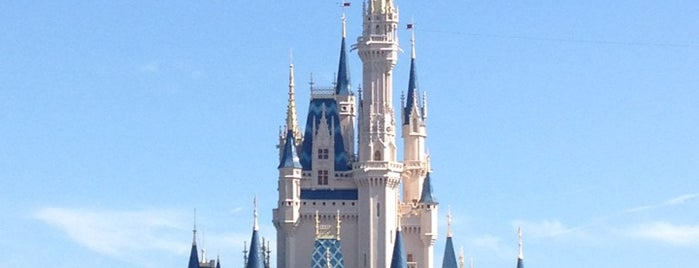 Magic Kingdom® Park is one of US - Must Visit ( East Coast).