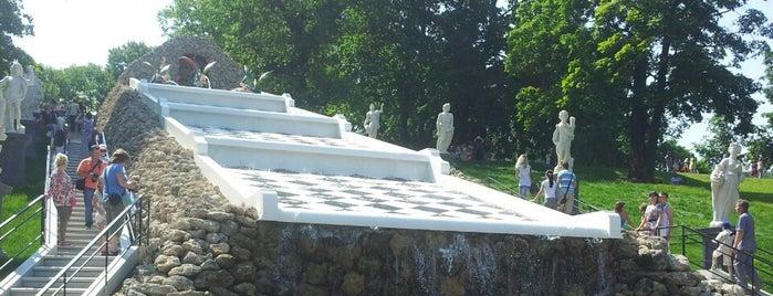 Шахматный фонтан is one of Питерские каникулы 2014.