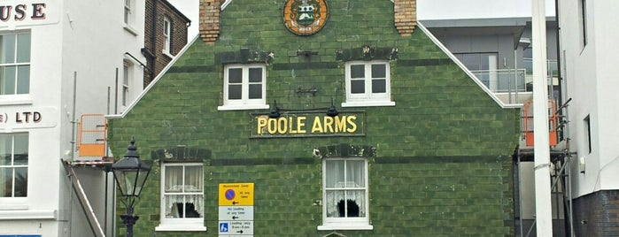 Poole Arms is one of Comidos WORLD.