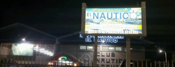 Club Nautico De Boqueron is one of Locais curtidos por Cristina.