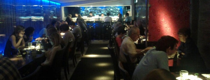 Akashi Japanese Restaurant is one of Lukas' South FL Food List!.
