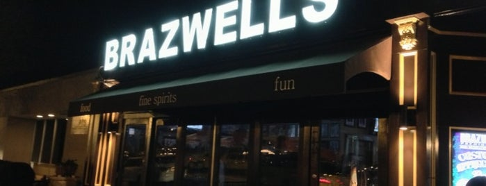 Brazwell's is one of Favorites.