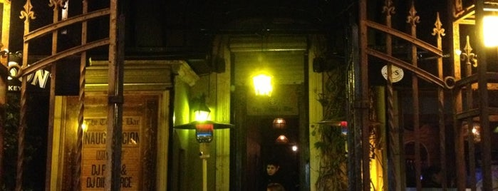 The Temple Bar is one of Bares & Barras de Buenos Aires.