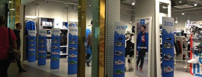 Adidas Originals is one of Евгения 님이 좋아한 장소.