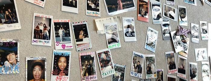 Imano Osaka ShinsaibashiHostel Cafe & Bar is one of Potential Work Spots: Osaka.