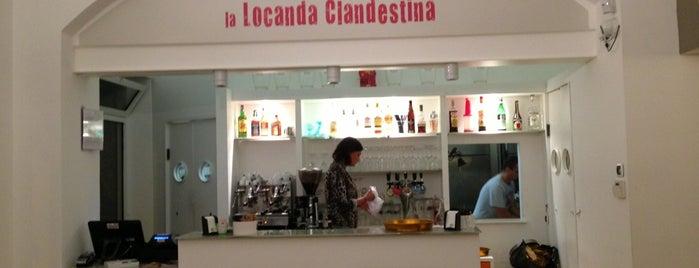 La Locanda Clandestina is one of Torino da Provare.