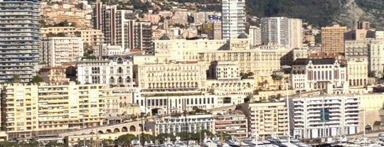 Rocher de Monaco is one of Монако.