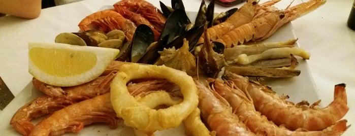 Restaurant Montemar is one of Alcossebre.