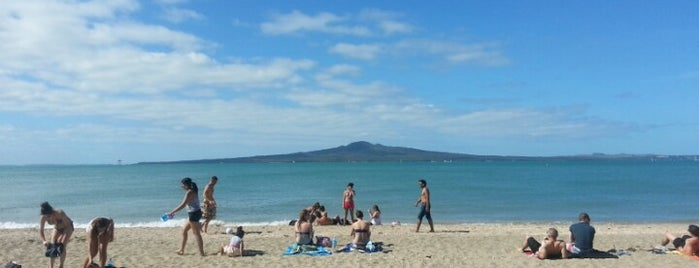 Mission Bay is one of Amazing Auckland.
