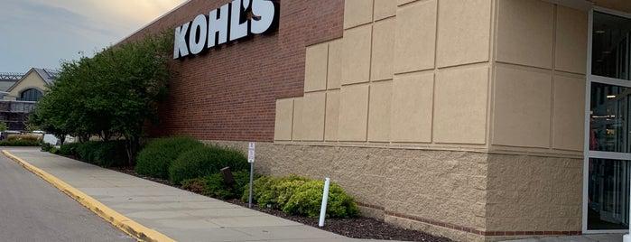 Kohl's is one of สถานที่ที่ J ถูกใจ.