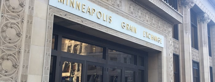 Minneapolis Grain Exchange is one of Tempat yang Disukai Carol.