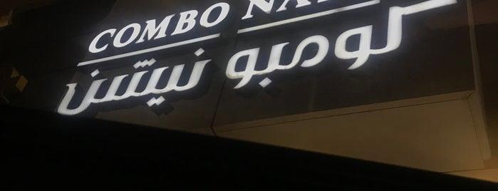 Combo Nation is one of Orte, die reem gefallen.