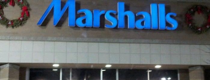 Marshalls is one of Tempat yang Disukai Charron.