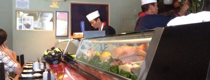 Sushi Masu is one of West LA (Eats).