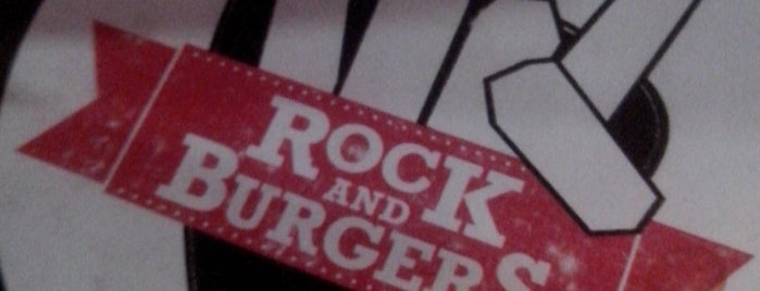 Rock and Burgers is one of FOR.