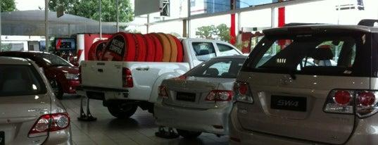Toyota InterJapan is one of Vinicius 님이 좋아한 장소.