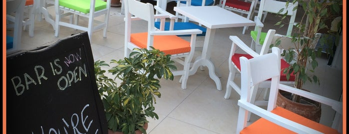 Post Office Shisha & Cocktail Lounge is one of EATeries @Fethiye.