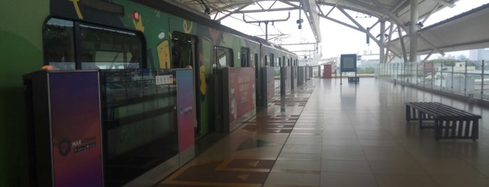 Stasiun MRT Haji Nawi is one of MRT trip.