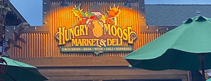 The Hungry Moose is one of Big Sky.