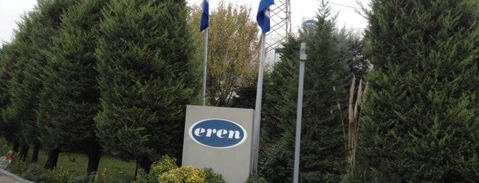 Eren Holding is one of Tempat yang Disimpan 🎱Ferhat.