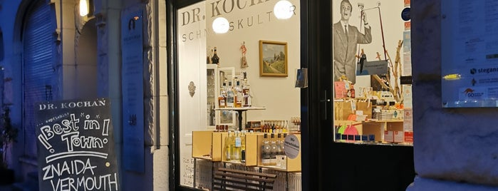 Dr. Kochan Schnapskultur is one of shops.