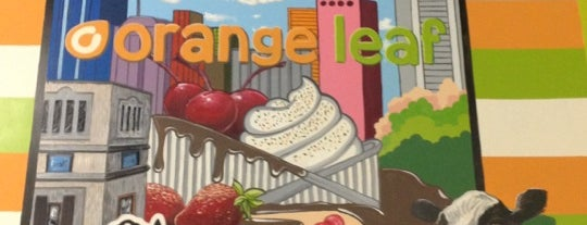 Orange Leaf is one of สถานที่ที่บันทึกไว้ของ Johnnie.