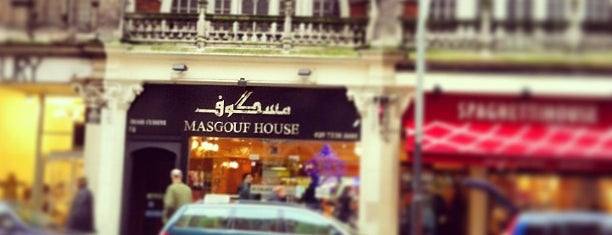 Masgouf is one of Must go when you are in London.
