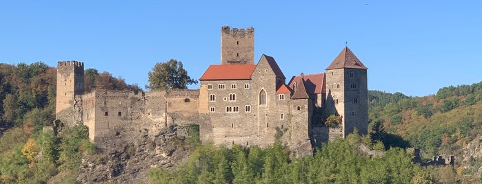 Burg Hardegg is one of When we get a car.