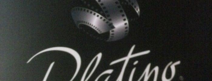 Cinemex Platino is one of Lugares favoritos de Pako.