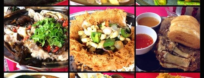 Restaurant Sun Kar Hee 新嘉喜 is one of Lugares guardados de AemyL.