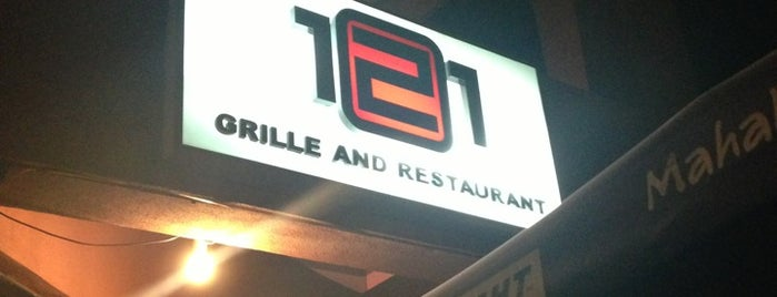 121 is one of Watering Hole MNL.