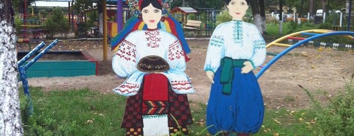 Дитячий садок «Сонечко», №601 is one of Анна 님이 좋아한 장소.