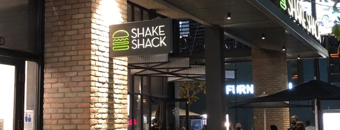 Shake Shack is one of Los Angeles.