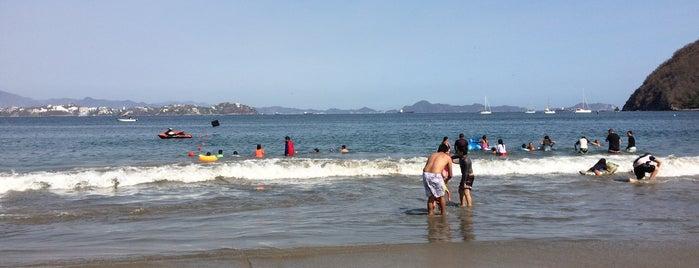 Playa Boquitas is one of Eleazar 님이 좋아한 장소.