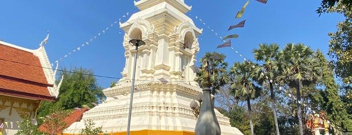 Wat Phrathat Bang Puan is one of เลย, หนองบัวลำภู, อุดร, หนองคาย.
