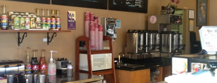 Kizler Coffee is one of Good Vibes in Pacifica.