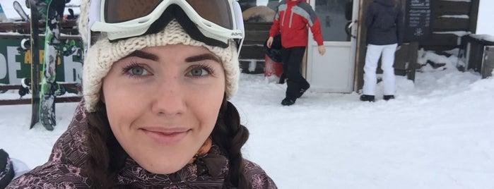 Après-Ski bar is one of Lieux qui ont plu à Alexandra Zankevich ✨.