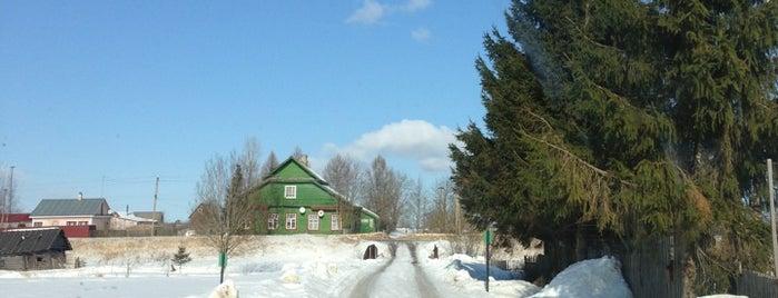 Сосницы is one of Tempat yang Disukai Alexandra Zankevich ✨.