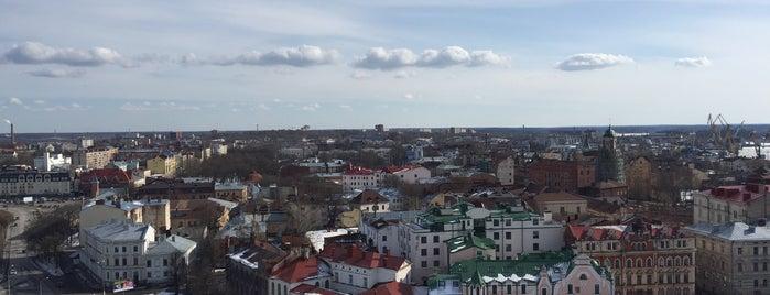 Башня Святого Олафа is one of สถานที่ที่ Alexandra Zankevich ✨ ถูกใจ.