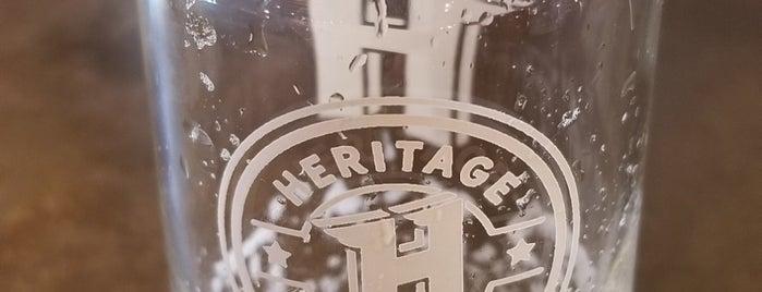 Heritage Brewpub & Roastery is one of D.C..