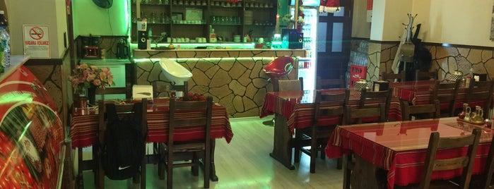 MVK - Meşhur Varna Kebabçısı is one of istanbul food.