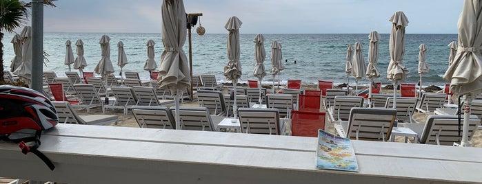 Melissa Seaside Bar is one of Lef 님이 좋아한 장소.