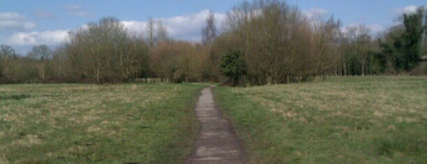 Denham Country Park is one of Parks by water.