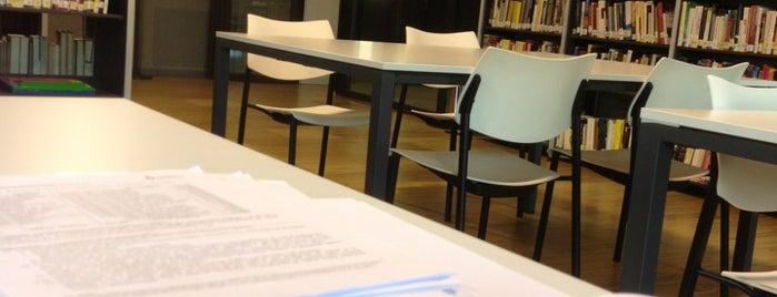Biblioteca Municipal Villanueva del Pardillo is one of Books everywhere I..