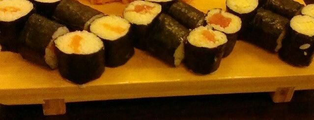 酒菜 Sakana Japanese Cuisine is one of Singapore: business while travelling part 3.
