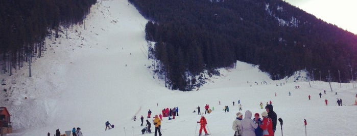 Ски-зона Банско (Bansko Ski Zone) is one of Ski.