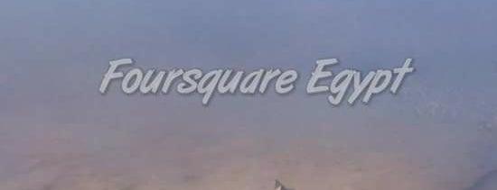4sq Egypt is one of Orte, die Torch gefallen.