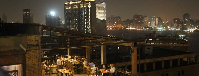 Loft 21 is one of Cairo B4.